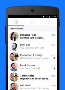 Facebook - app Work Chat