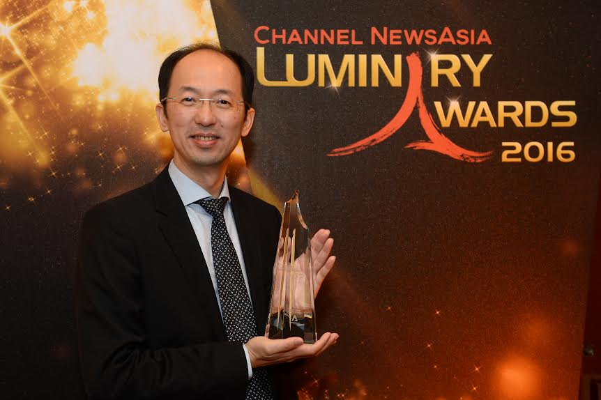 ASUS remporte le prix Innovation Luminary Award 2016 de Channel NewsAsia challenges-tn
