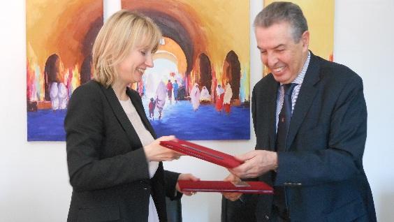 Accord de partenariat entre BpiFrance et la CONECT