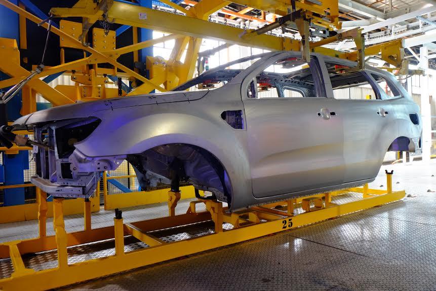 Ford investit R2.5 milliards en Afrique du Sud pour fabriquer la nouvelle